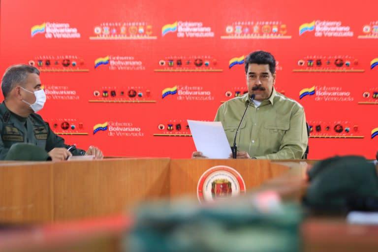 Maduro: conferência de doadores organizada pela UE é 'espetáculo fraudulento'