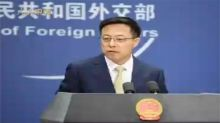 China says close ally Pak made 'tremendous' efforts, 'sacrifices' in fighting terrorism