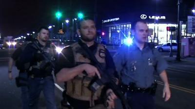 1 Boston Suspect Dead, Manhunt Underway for 2nd