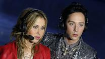 Johnny Weir and Tara Lipinski packed a lot for the Olympics