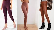 The best leggings for every occasion (no matter what your budget is)