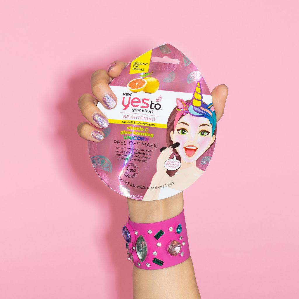 'Yes To' removes unicorn beauty mask after complaints: 'My face felt like it was...