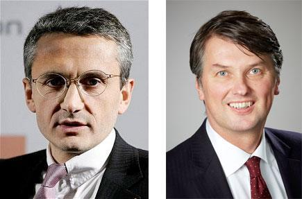 RIM continues the executive shuffle with new COO and CMO