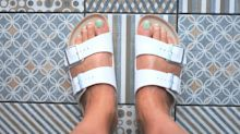 Sales of stylish 'ugly' sandals have soared in lockdown - and this pair have been ordered most