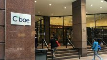 Judge dismisses Wall Street 'fear gauge' lawsuit against Cboe