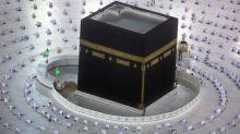 Muslims mark Ramadan amid virus surge and renewed curbs