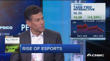 Take-Two CEO's take on the future of e-sports