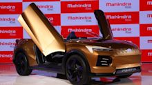 Auto Expo: the 'maddest' Mahindra with Lamborghini-like doors