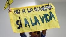 El Salvador bans metal mining in world first