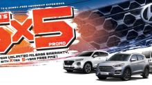 Keep Calm and Worry No More with Hyundai's 5×5 Promo