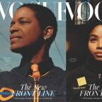 British Vogue honours frontline workers on cover of July issue