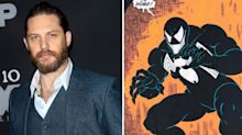Tom Hardy to play Venom in Spider-Man spin-off