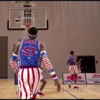 The Harlem Globetrotters, like many in the U.S., are trying to make the best of social distancing and quarantine life