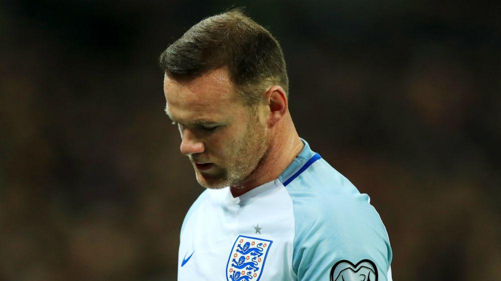 Wayne Rooney beendet Karriere in der englischen Nationalmannschaft