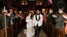 R&B Star Tank Marries Zena Foster and Jamie Foxx Serves as a Groomsman