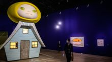 Art in a pandemic: Tokyo show tests if fans will come
