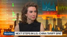 Eurasia Group's Sumpter Expects Escalation of Trade Tensions