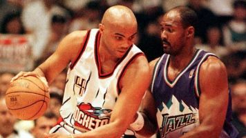 Better career: Sir Charles or The Mailman?