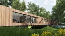 "SunPower Solar System to Power Net-Zero Energy ""Bridge House"" Project by Award-Winning Architect Dan Brunn"