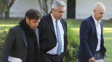 ¿Se flexibiliza la cuarentena en el AMBA? Alberto Fernández se reúne con Rodríguez Larreta y Kicillof