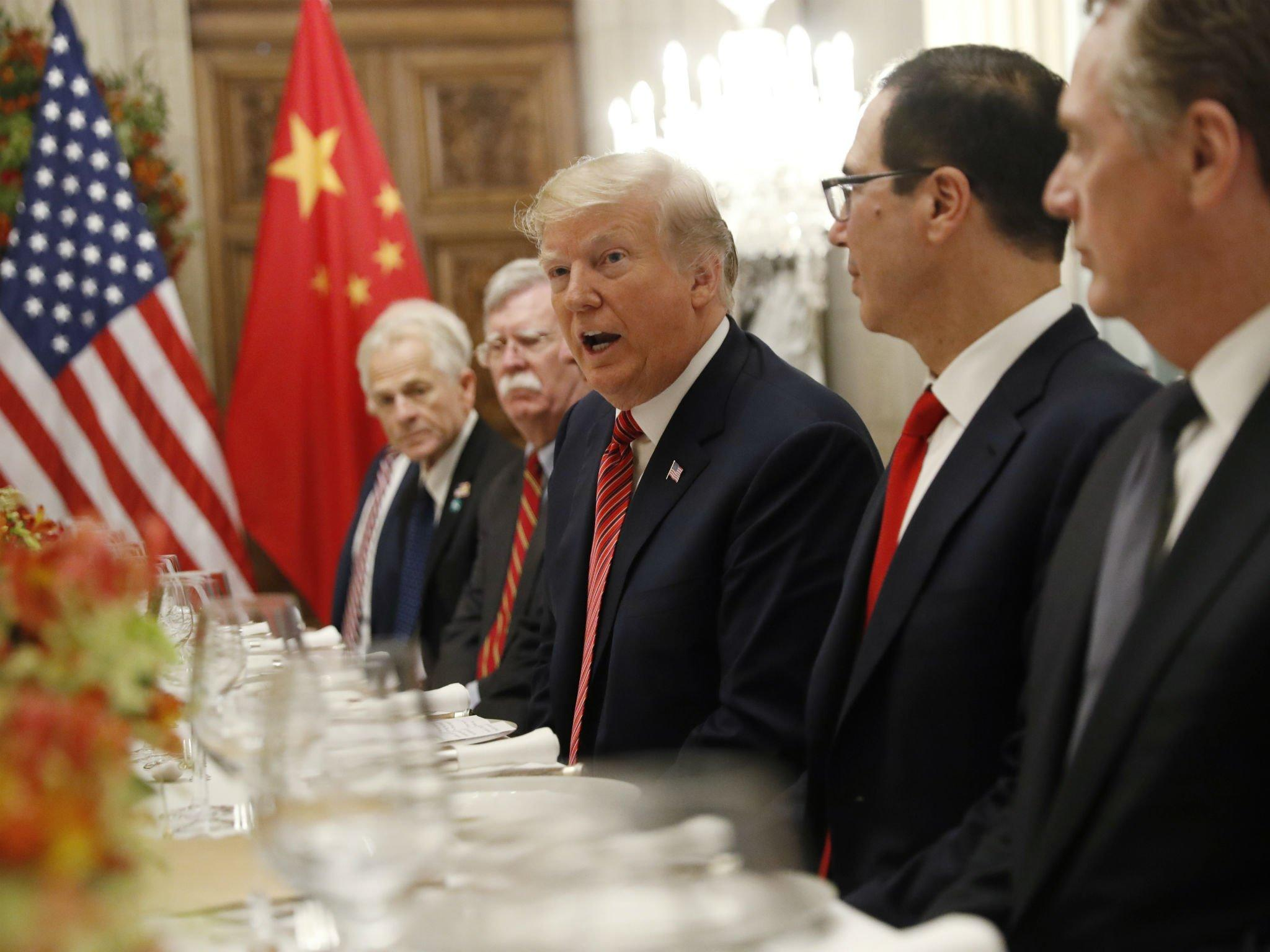 G20 summit: World leaders reluctantly bow to Trump on trade amid showdown between US and China over tariffs