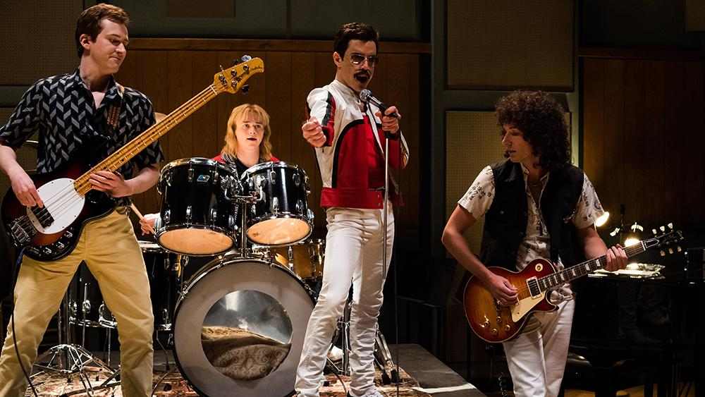 Roger Taylor slates the 'sneering' critics of Queen biopic 'Bohemian Rhapsody'