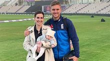 'Very scary': Cricket star's horror at finding eight-week-old baby 'lifeless'