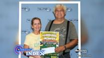 Instant Index: Massachusetts Couple Finds Winning Lotto Ticket in Bag