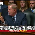 Graham: Any Kavanaugh impeachment based on NYT article are 'dead on arrival' in the Senate