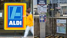 Debate over Aldi car park 'shortcoming' after shopper fined
