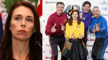 Jacinda Ardern's 'strong warning' after Wiggles' concert stuff up