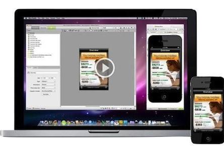 iRise visual prototyping platform updated with new iPad emulation capability