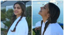Cannes 2017: Deepika Padukone chills before her big red carpet appearance