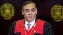 US offers $5m for capture of Venezuela chief justice Moreno