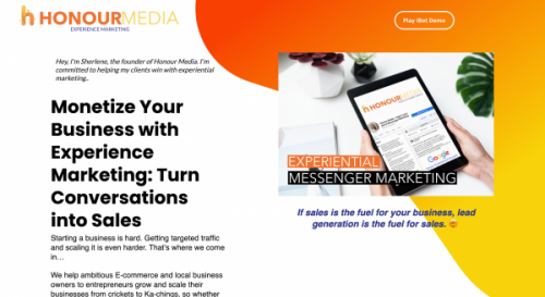 Messenger Marketing eCommerce Business Strategies YouTube Ad Services Launched