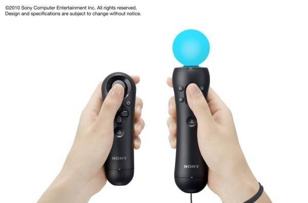 PlayStation Move motion controller launched at GDC, starter kit to be under $100 with game
