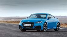 Audi TT RS coupe and roadster stick with the winning formula