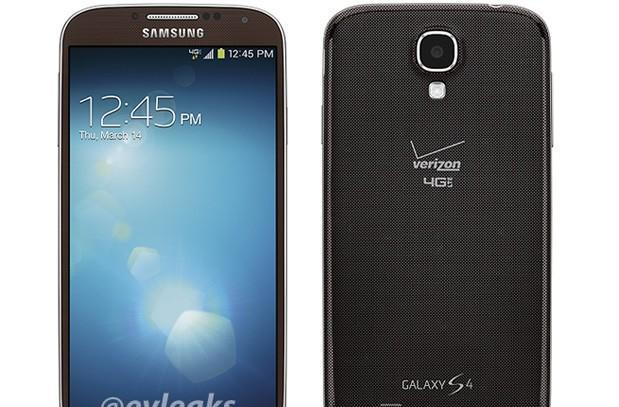Galaxy S 4 for Verizon spied in Brown Autumn