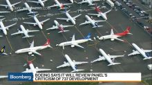 FAA Faulted by Panel in Approving Boeing's 737 Max