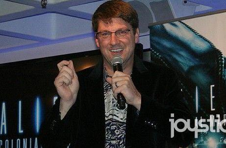 Gearbox boss on an industry inching toward the 'holodeck'