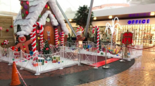 Santa's Grotto in Birmingham closes down because Father Christmas got snowed in