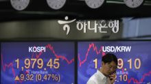 Global shares rise on hopes for economies' gradual reopening