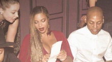 Snap of pregnant Beyoncé ordering food becomes latest hilarious meme