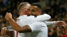 Future bright for England as youngsters beat USA on Rooney farewell