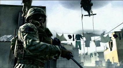 Call of Duty 4 on the PS3 runs at 60FPS with full AA