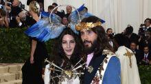 Lana Del Rey und Jared Leto: Himmlisches Duo bei der Met Gala
