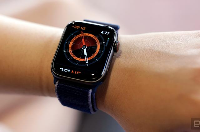 Apple is removing Force Touch from watchOS 7