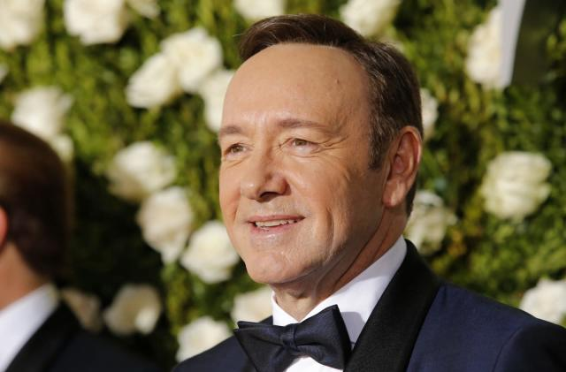 New Kevin Spacey accusations come from 'House of Cards' crew
