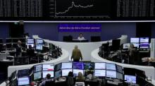 European shares dip as new batch of third-quarter earnings unveils disappointments