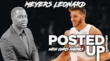 Posted Up: Meyers Leonard talks mental health, the Heat Culture, and streaming COD